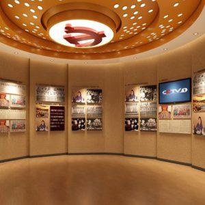 杭州霍普曼电梯有限公司党史展厅